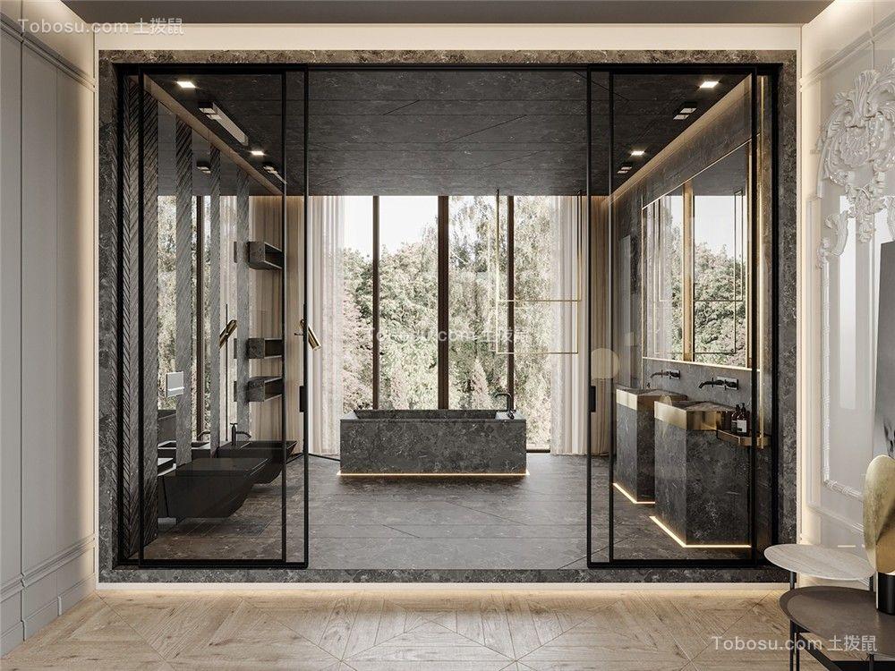 2021现代卫生间装修图片 2021现代落地窗图片