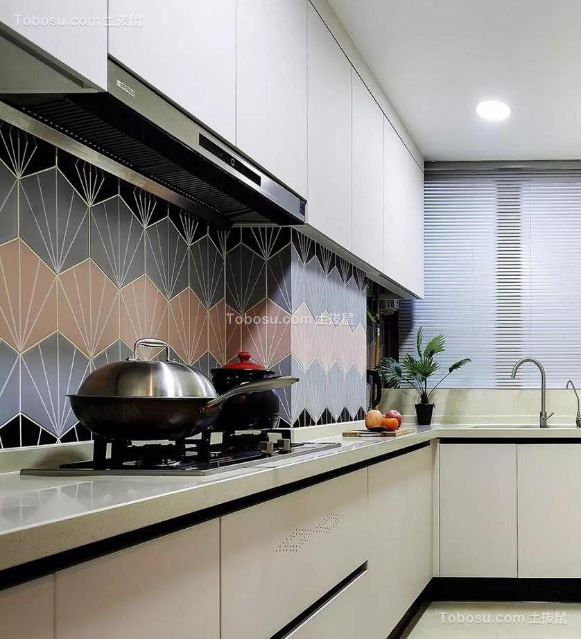 2021美式厨房装修图 2021美式橱柜装修设计