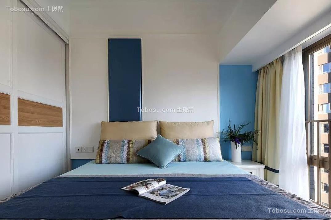 2021美式卧室装修设计图片 2021美式飘窗装修图片