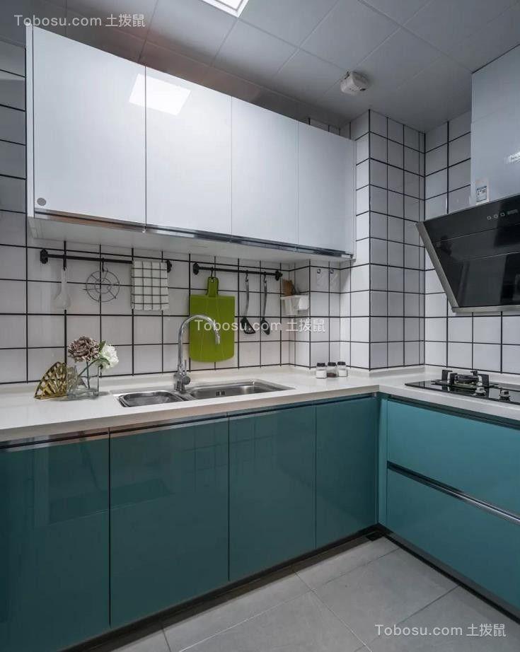 2021北欧厨房装修图 2021北欧灶台装修设计