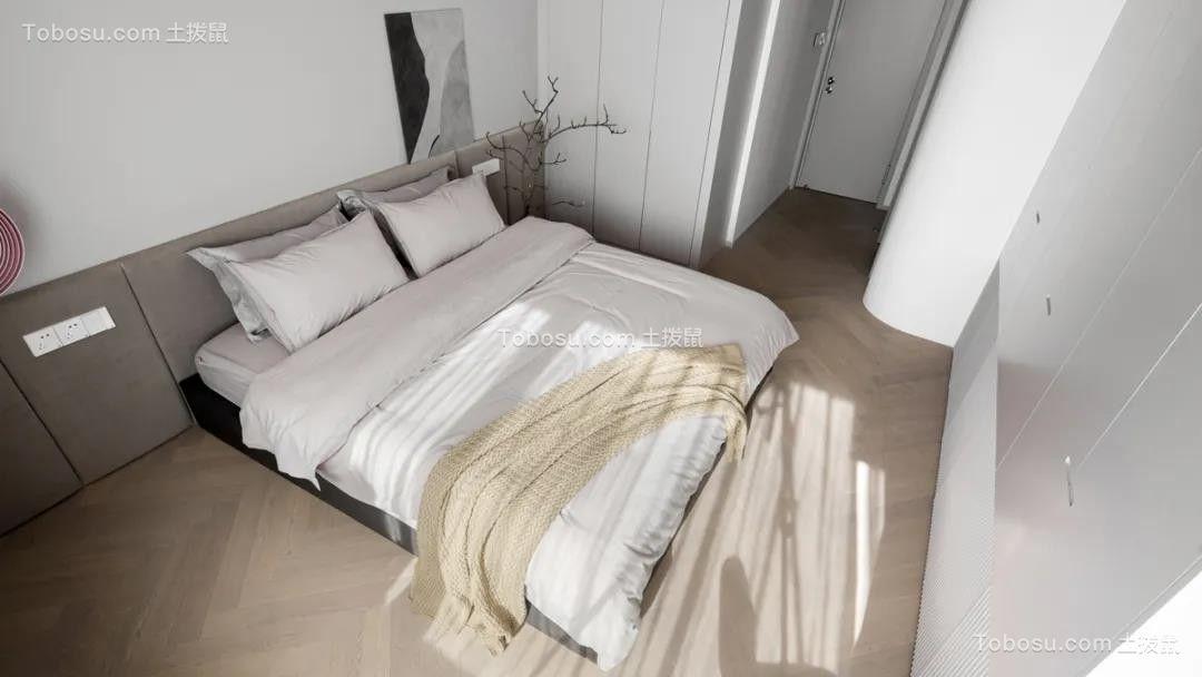 2021现代卧室装修设计图片 2021现代床装修效果图片