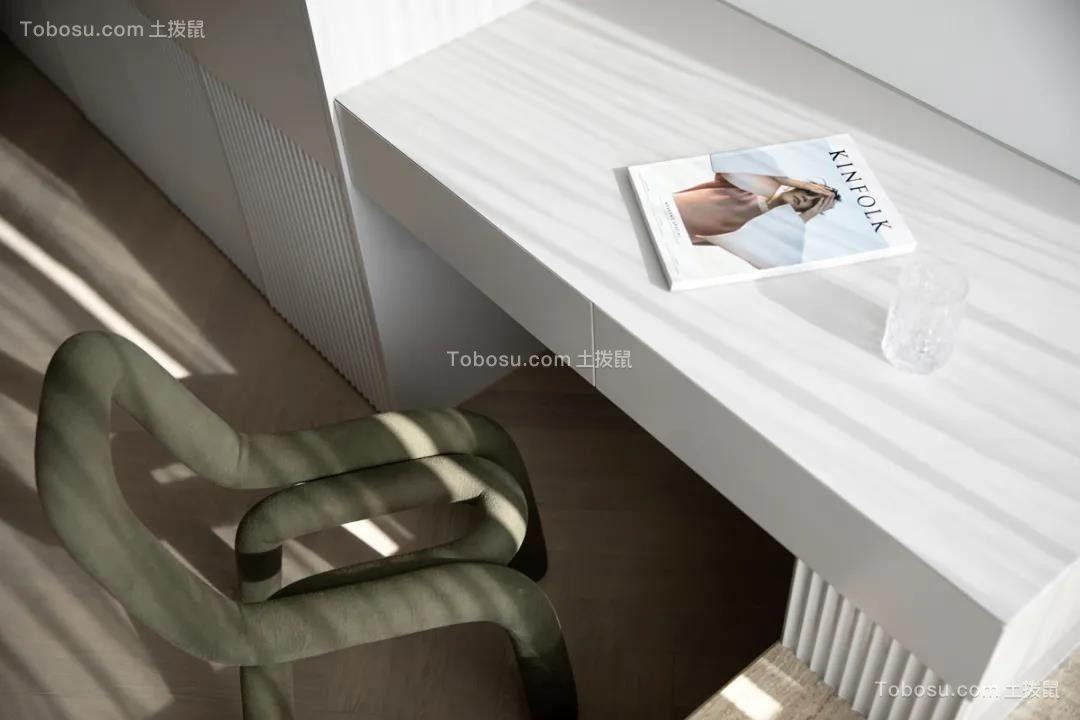 2021现代简约书房装修设计 2021现代简约书架装修图片