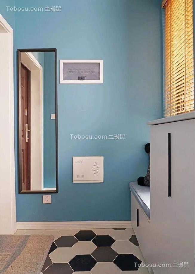 2021现代简约玄关图片 2021现代简约背景墙装饰设计
