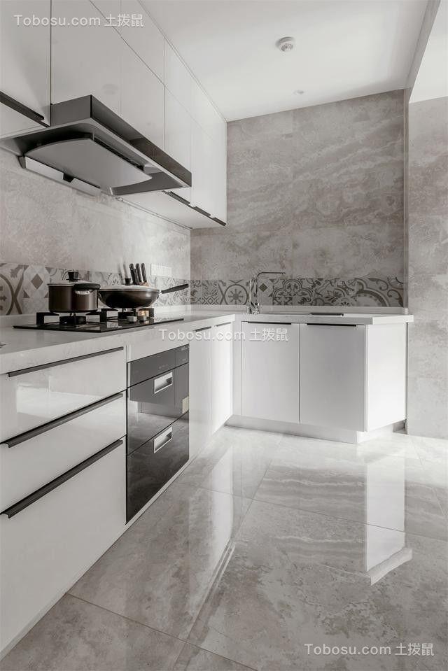 2021中式厨房装修图 2021中式厨房岛台装饰设计