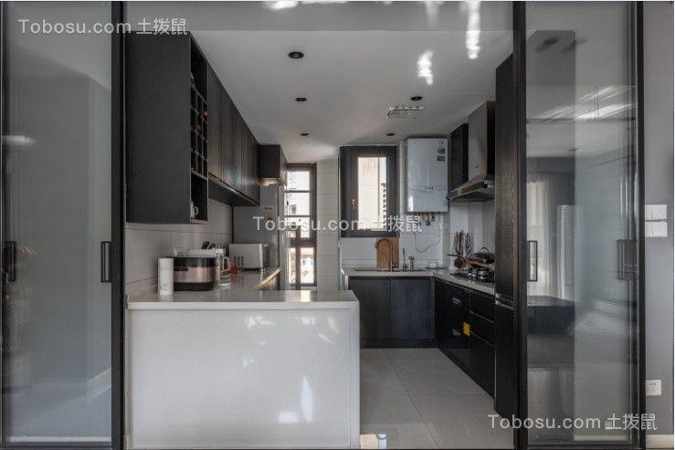 2021工业厨房装修图 2021工业橱柜装修效果图片