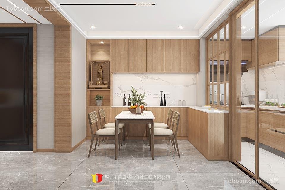 2021日式餐厅效果图 2021日式隔断设计图片