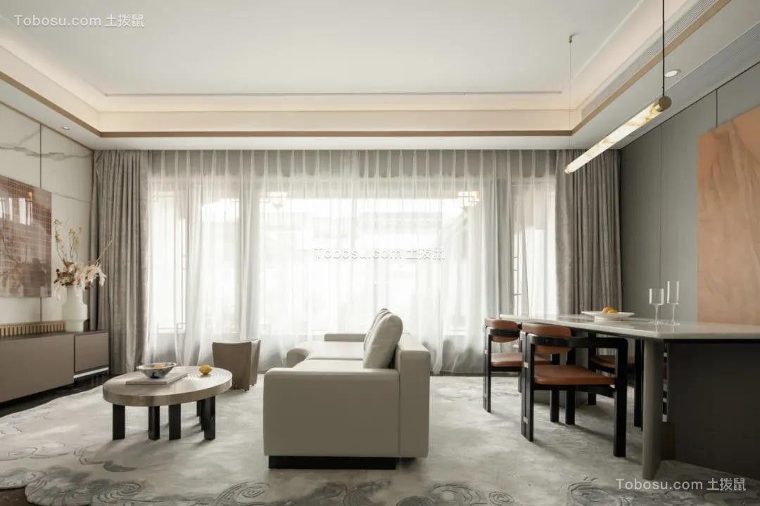 2021日式客厅装修设计 2021日式电视柜装修效果图片