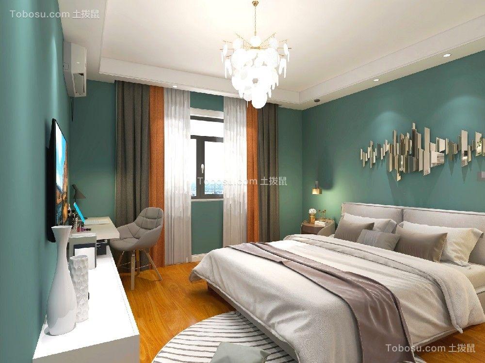 2021现代简约卧室装修设计图片 2021现代简约细节装修图