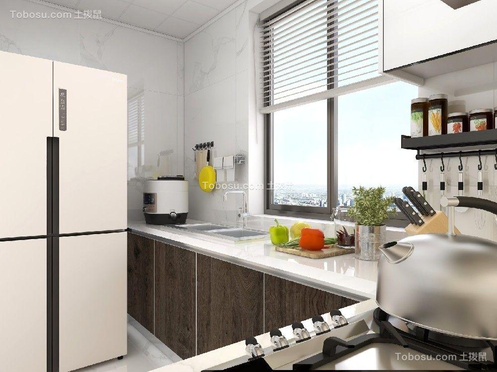 2021现代简约厨房装修图 2021现代简约细节装修图片