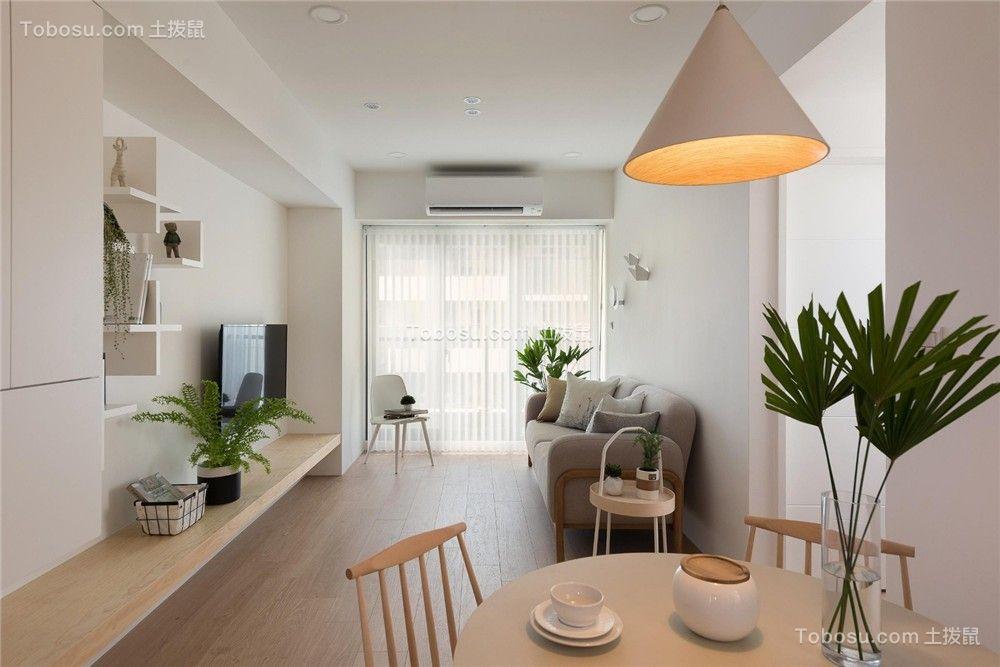 2021新中式客厅装修设计 2021新中式电视背景墙图片