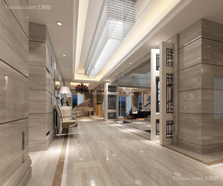 2021简欧起居室装修设计 2021简欧细节装修效果图大全