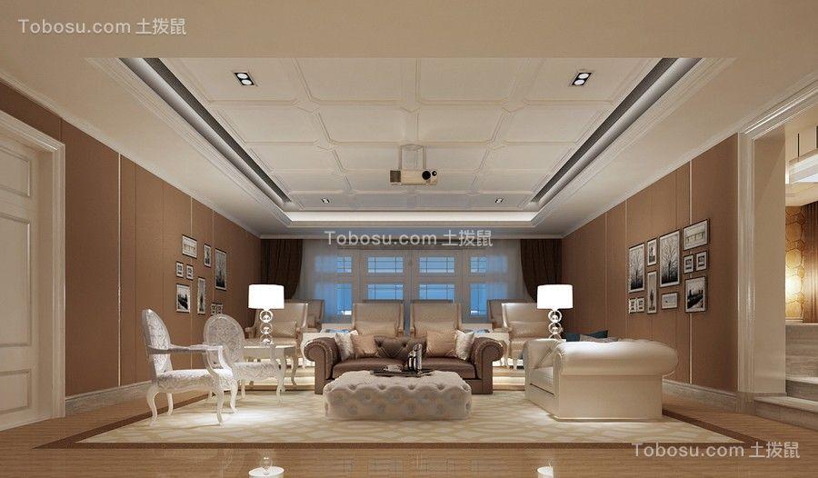 2021简欧地下室效果图 2021简欧细节装饰设计