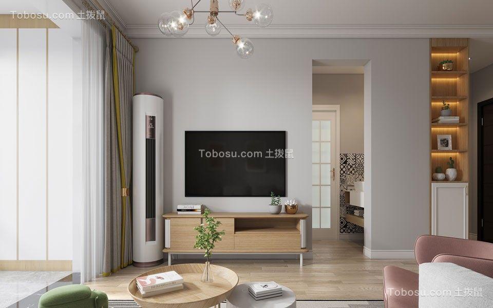 2021简约客厅装修设计 2021简约飘窗装饰设计