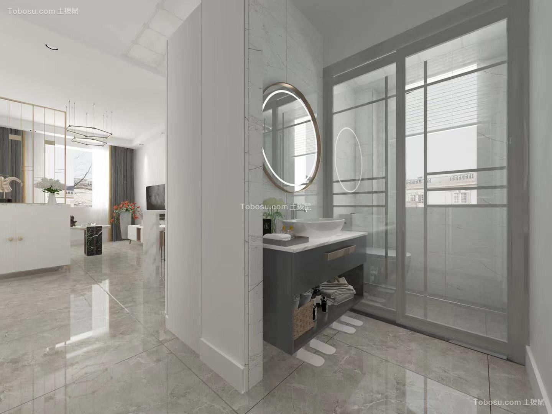 一室一厅现代风