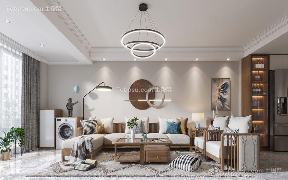 2021混搭客厅装修设计 2021混搭细节装饰设计
