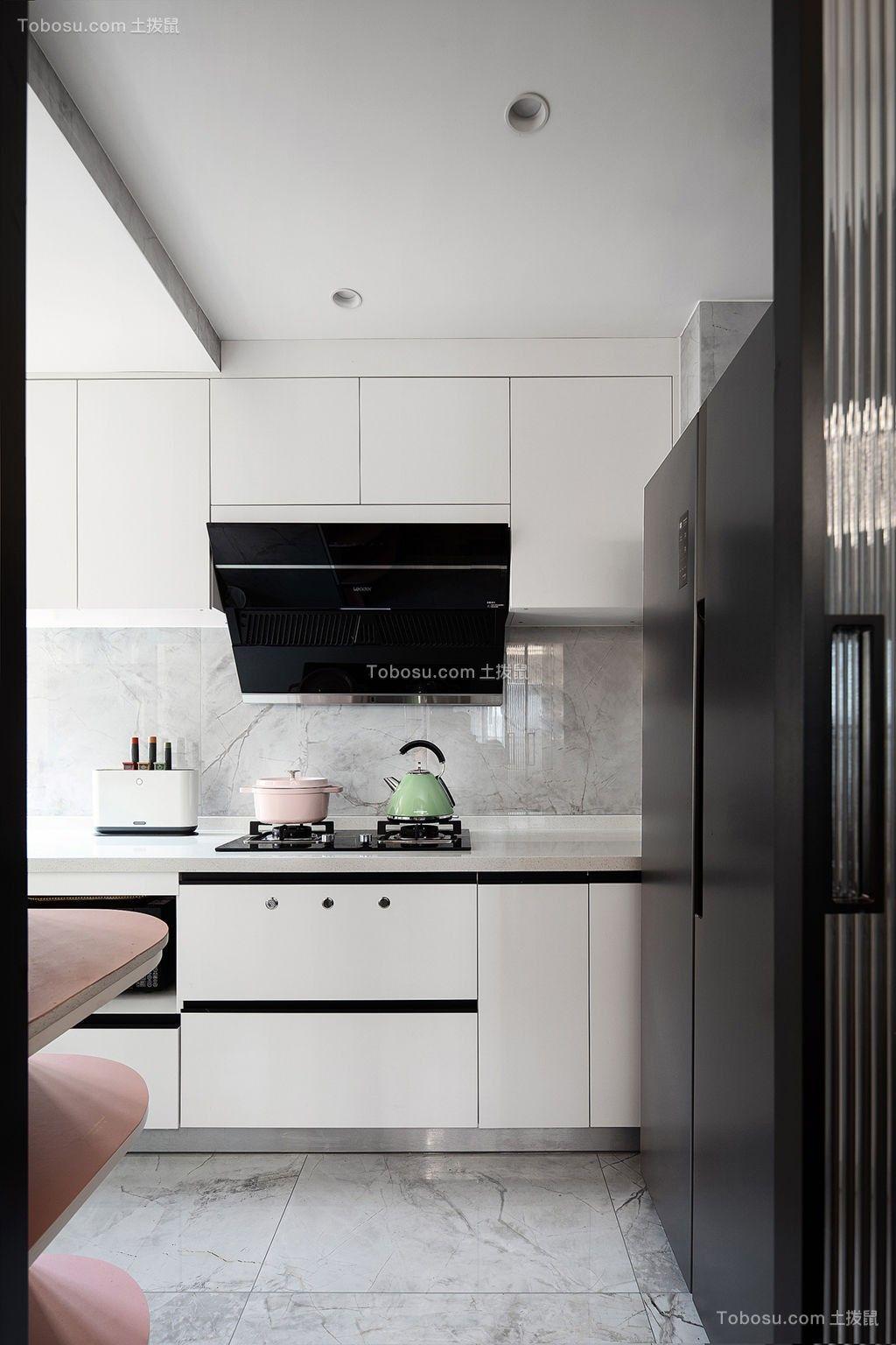 2021法式厨房装修图 2021法式橱柜装修效果图片