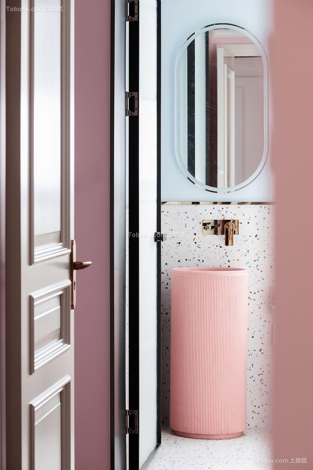 2021法式卫生间装修图片 2021法式洗漱台装饰设计