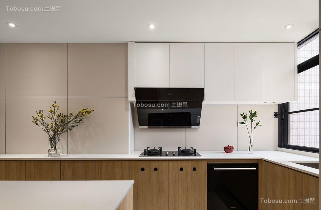 2021现代厨房装修图 2021现代橱柜装修效果图片
