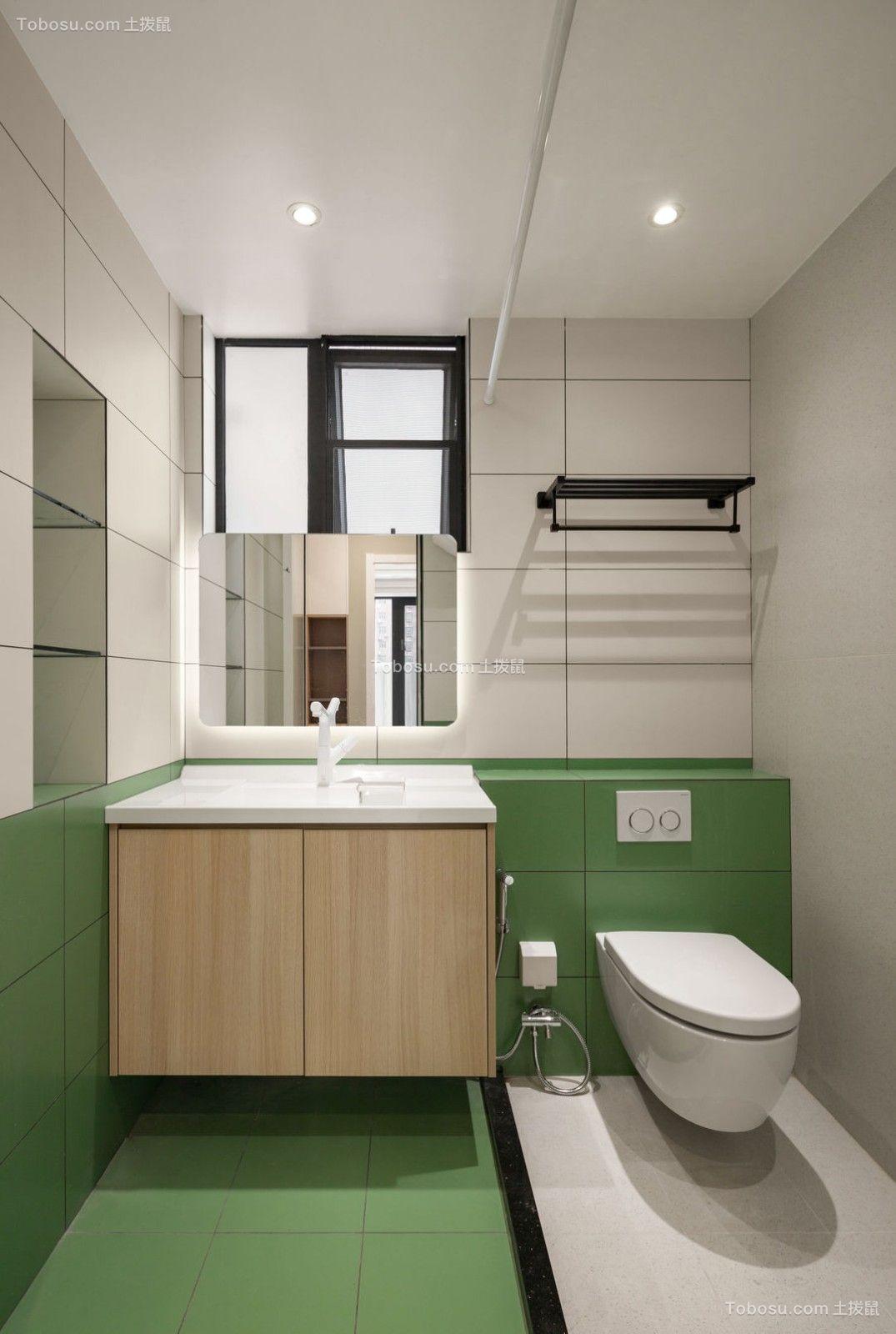 2021现代卫生间装修图片 2021现代洗漱台装饰设计