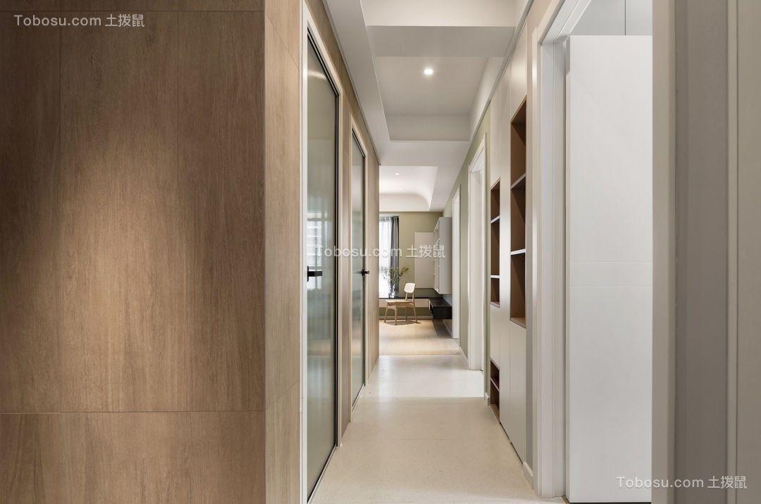 2021现代卧室装修设计图片 2021现代过道装修效果图大全