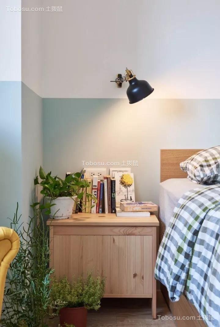 2021日式卧室装修设计图片 2021日式床头柜装修设计图片