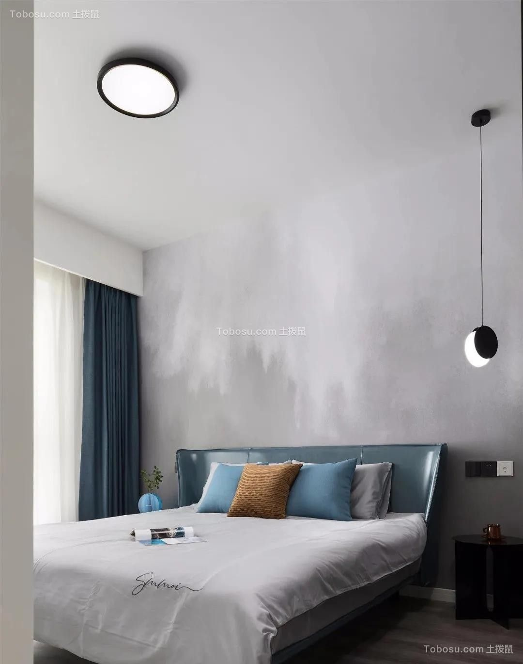 2021现代简约卧室装修设计图片 2021现代简约床图片
