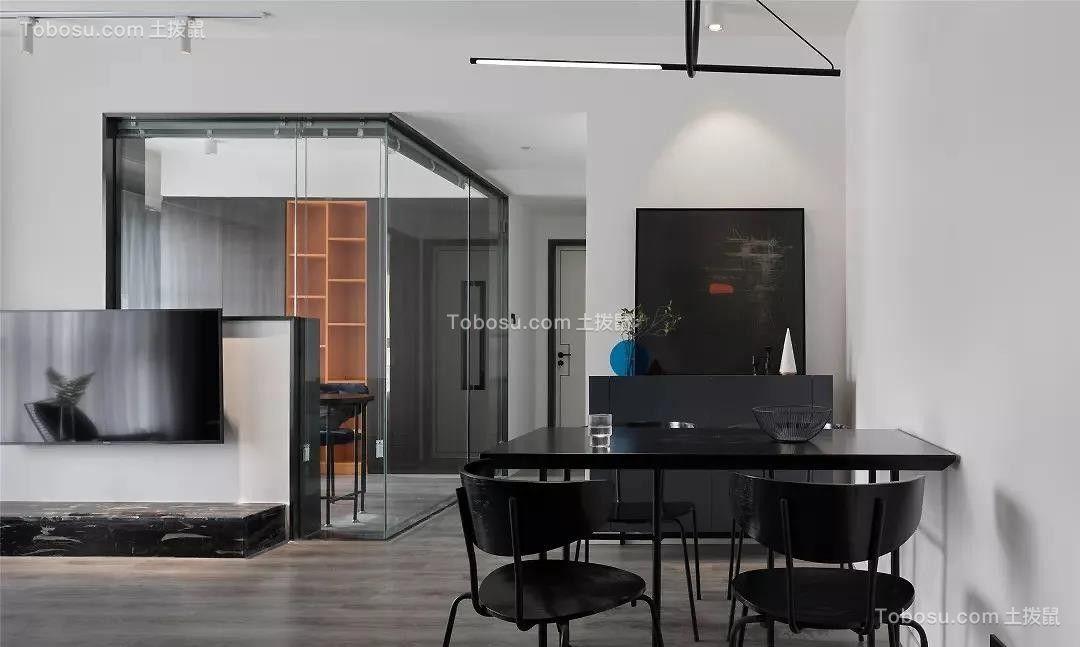 2021现代餐厅效果图 2021现代餐桌装修效果图片