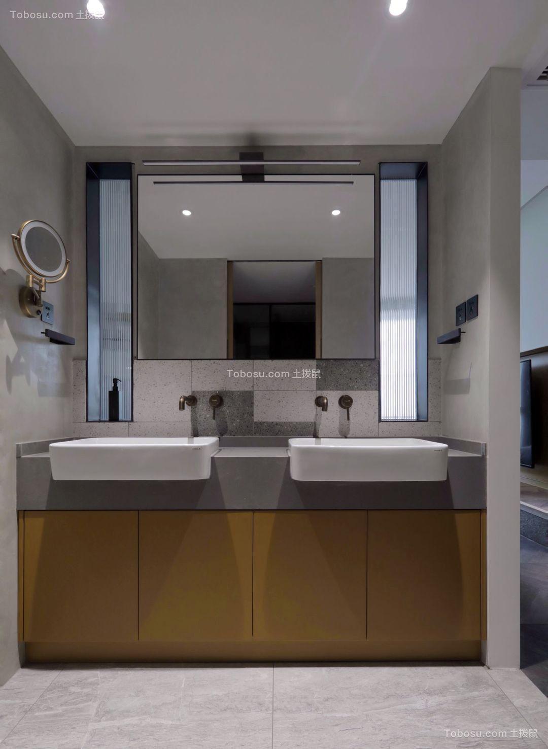2021现代卫生间装修图片 2021现代橱柜装修设计