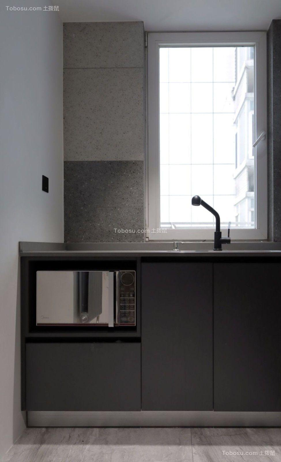 2021现代厨房装修图 2021现代窗台图片