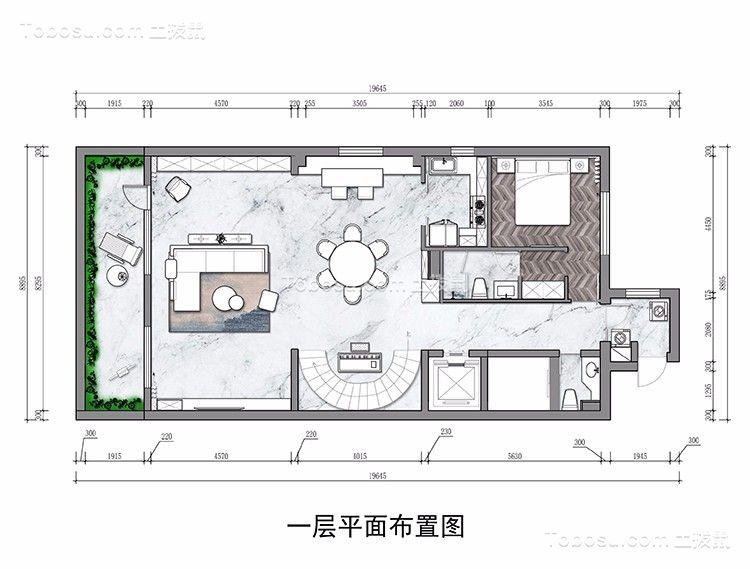 2021简约卧室装修设计图片 2021简约走廊装修设计