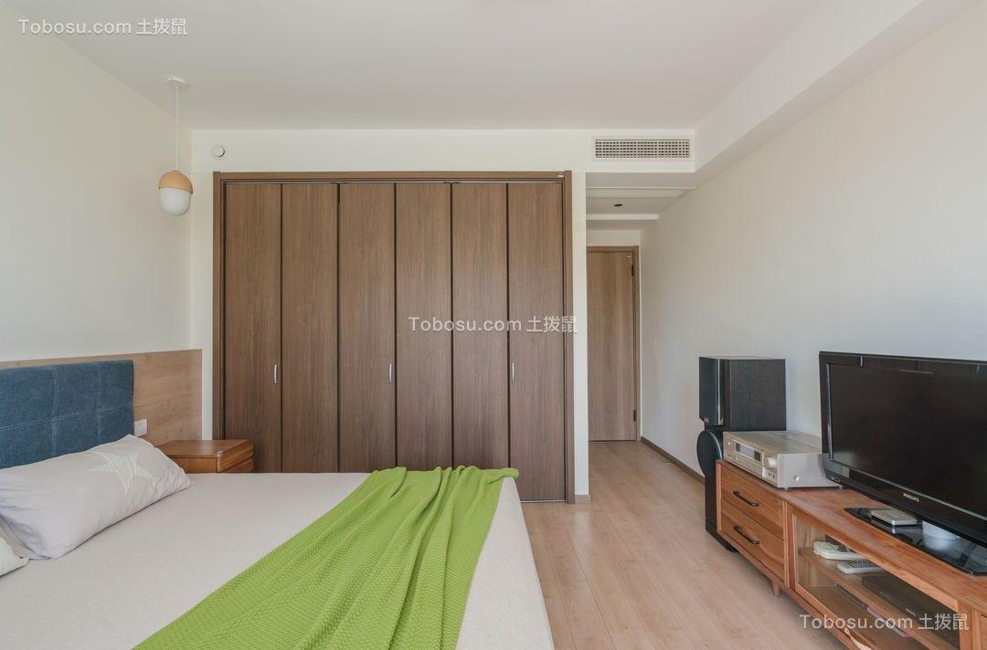 2021日式卧室装修设计图片 2021日式床图片