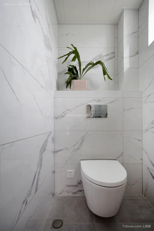 2021现代简约卫生间装修图片 2021现代简约细节装饰设计