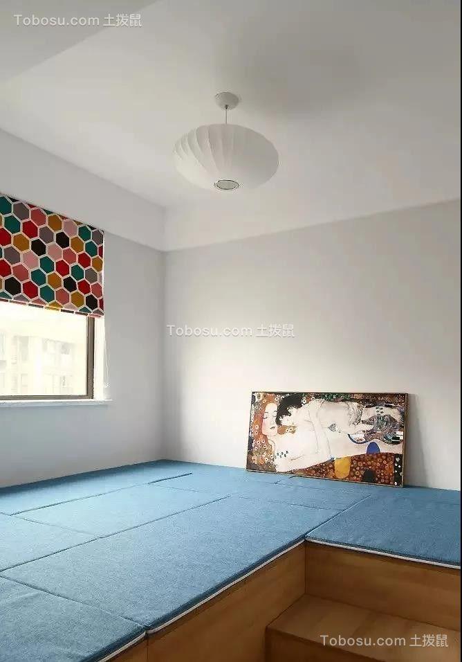 2021北欧卧室装修设计图片 2021北欧榻榻米装修设计图片
