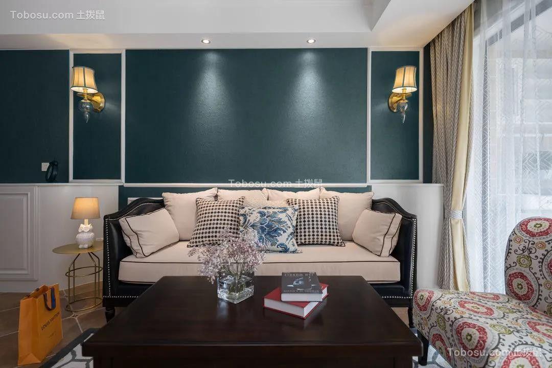 2021北欧客厅装修设计 2021北欧背景墙装修设计