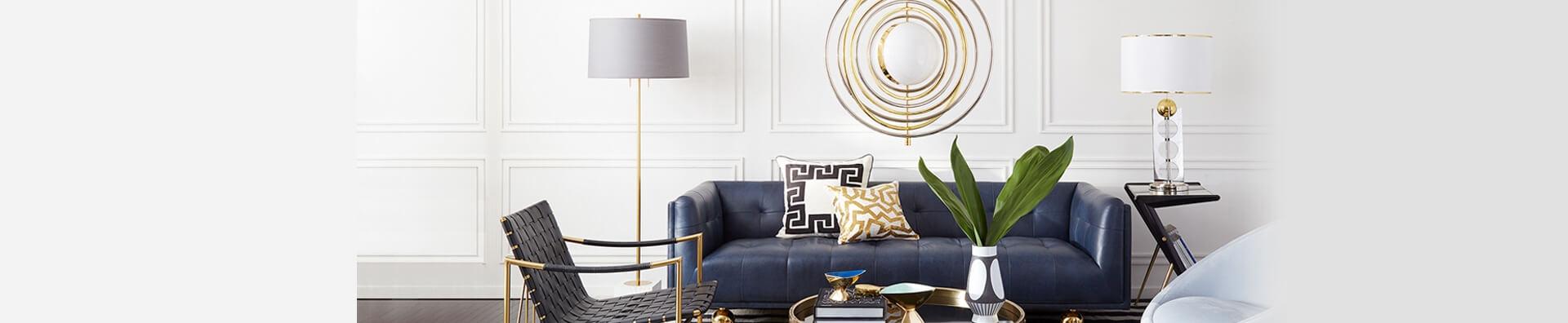 6种风格客厅背景墙设计