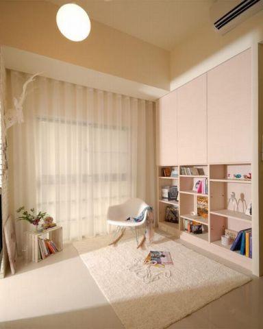重庆首创鸿恩国际生活区40平米现代风格