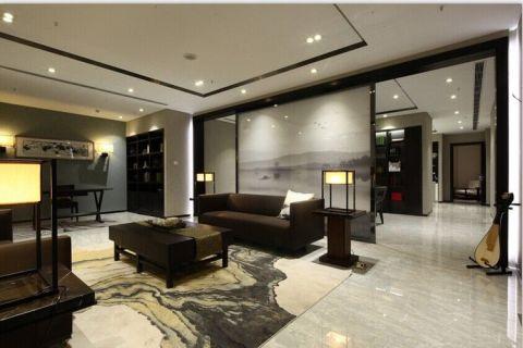 宁波铂翠湾120平米中式风格