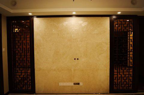 武汉公务员小区155平米新中式风格