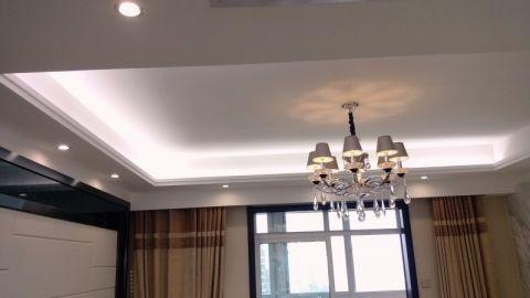 武汉银泰大智嘉园128平米新古典风格
