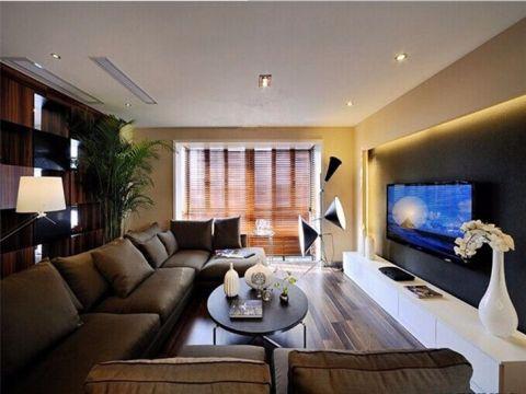 天津旺海公府164平米现代简约风格