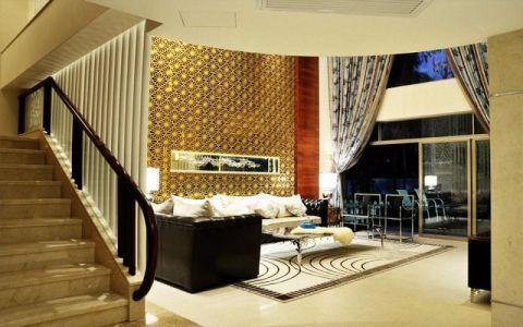 齐齐哈尔运建园50平米现代风格入住实景