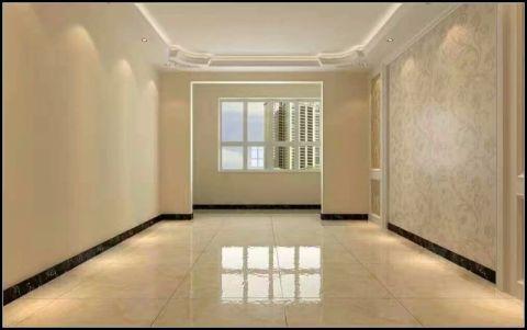 济南鲁能领秀城180平米现代简约风格入住实景