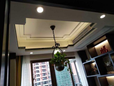 惠州锦绣学府225平米中式风格入住实景