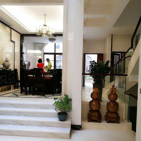 惠州三远大爱城330平米中式风格入住实景