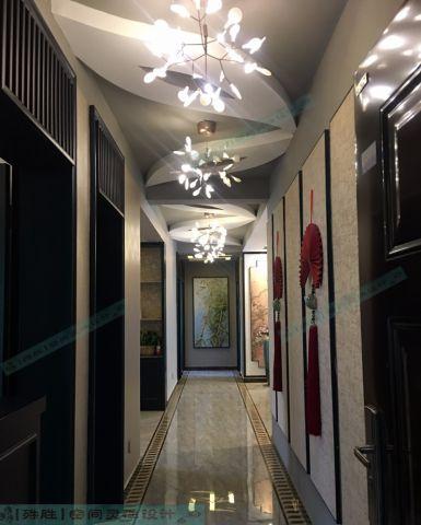 郑州商都嘉园186平米新中式风格入住实景