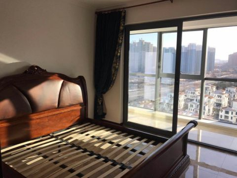 烟台天越湾191平米美式风格