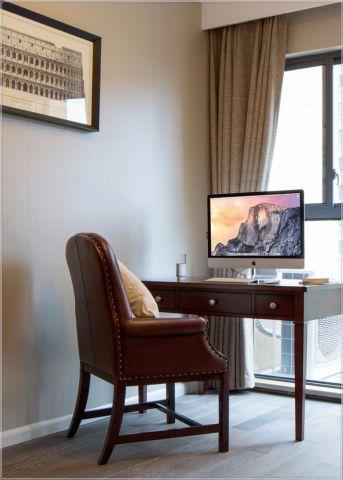 南京中南世纪雅苑110平米现代简约风格入住实景