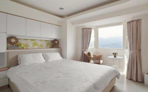 重庆长安锦尚城74平米北欧风格入住实景