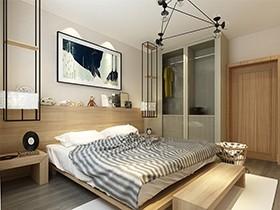 现代简约风格卧室装修