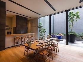 日式风格庭院设计